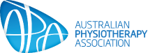 The Australian Physiotherapy Association (APA) logo