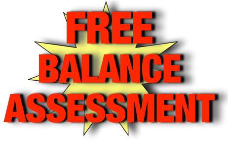 FREE Balance Assessment